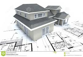 architectural plans of houses. Decoration Architect House Plans On Royalty Free Stock Po Architectural Of Houses L