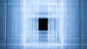 mirrored pathway infinity mirror