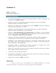 gowthami_resume teradata etl tools