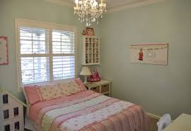 image of chandelier for girls room install