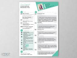 Template Digital Resume Format New Template Marketing Free Templates