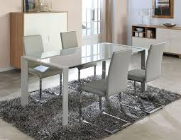 glass extendable dining table white glass extending dining table amusing decor round