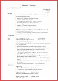 Pharmacy Technician Resume Sample pharmacy technician resume memo example 88