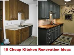 cheap kitchen ideas.  Ideas 10 Cheap Renovation Ideas For Your Kitchen On T