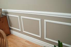 Shocking Chair Rail Molding decorating ideas for Hall Traditional