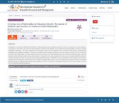 Vol 6 No 12 2018 International Journal Of Scientific Research