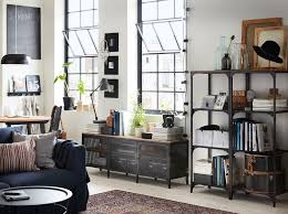 industrial style living room furniture. 6 WAYS TO BRING INDUSTRIAL STORAGE SOLUTIONS YOUR HOME! | Http://vintageindustrialstyle.com/ Vintage Industrial Style Home Decor Living Room Furniture R