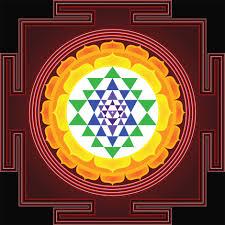 the pineal gland symbol of manifestation the sri yantra powerthoughts meditation club