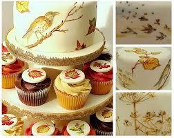 Autumn Wedding Cakes Artisan Cake Company