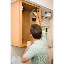 Kitchen Cabinet Fasteners Grk Fasteners 8 X 2 1 2 In Low Profile Washer Head Cabinet Screw