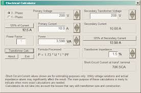 mc group electrical calculation software electrical calculation software