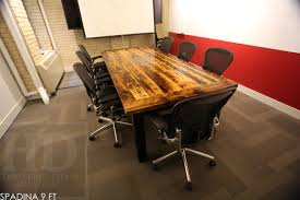 recycled wooden furniture. Reclaimed Wood Tables Ontario, Epoxy, Boardroom Table, Resin, Recycled Furniture, Wooden Furniture