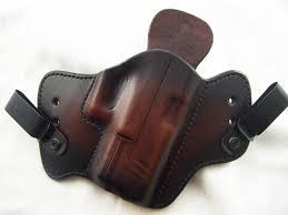 single clip iwb holsters