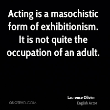 Laurence Olivier Quotes. QuotesGram via Relatably.com