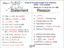 TRI: Triangle Congruence and Proof - Geometry