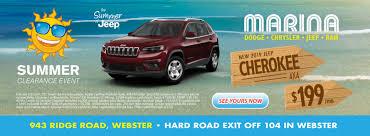 New Chrysler Dodge Jeep RAM & Used Car Dealer near Rochester NY ...