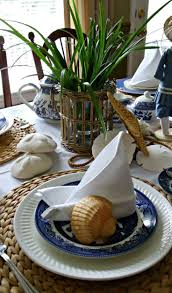 Nautical Table Settings 17 Best Images About Nautical Beach Party On Pinterest Starfish