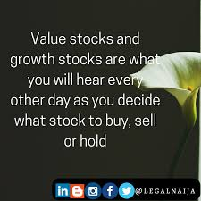 How To Spot Growth And Value Stocks In The Nigerian Stock