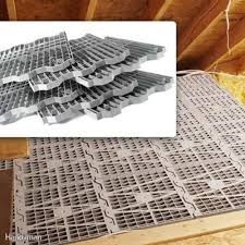 try attic decking panels