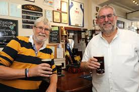 Portsmouth pub with unusual name celebrates more than a decade of beer  festivals | The News