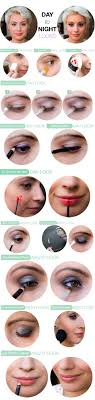 best makeup tutorials for day to night looks day to night makeup looks you