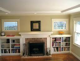 shelves around fireplace built in pictures crossword puzzle build into built in shelves around