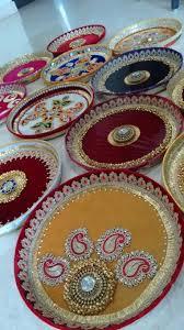 Diwali Tray Decoration