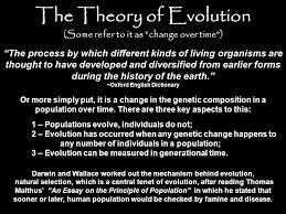 one extraordinary extraordinary idea idea charles darwin alfred  the theory of evolution some refer to it as change over time the process