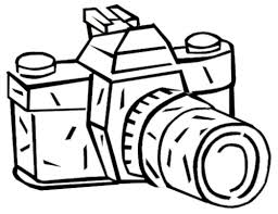 Small Picture Movie Camera Coloring Pages
