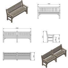 memorial park bench rosehill furniture