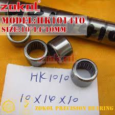 <b>ZOKOL bearing HK101410 HK1010 Needle</b> Roller Bearing 10*14 ...