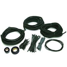 wiring harness pigtails toms bronco parts painless powerbraid loom kit for bronco wiring harness