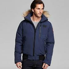 Canada-Goose-Mens-Borden-Bomber-Jacket-Navy