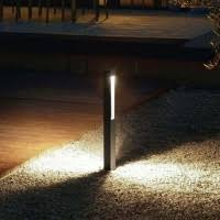 contemporary landscape lighting. bollard lights contemporary landscape lighting a