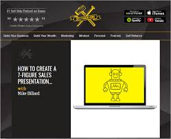 get super hot share mike dillard figure s presentations mike dillard i m going to walk you through the entire 12 step process and show you exactly how to create your own little automated army
