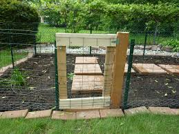 garden gates and fences. Here Is What The Garden Looked Like After Building Gate: Gates And Fences G