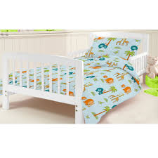 ready steady bed children s kids cot bed junior duvet cover bedding set cotbed