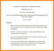 90 Day Action Plan Templates 30 60 90 Day Plan For New Manager Word