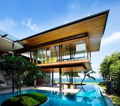 Eco friendly house with a nice pool