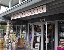 141 best Quilt Shops I Have Visited images on Pinterest | Quilt ... & The Sugar Pine Company, Canmore, Alberta, Canada. Row by Row stop. Quilt  ShopsThe ... Adamdwight.com