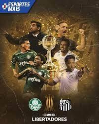 Palmeiras e Santos decidem o título da Libertadores - Esportes Mais