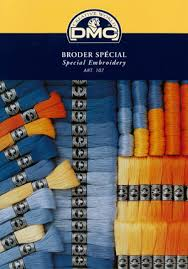 Dmc Coton A Broder 25 Art 107 On Choosing Colors