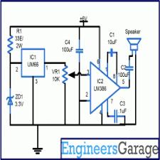 amplifier circuit diagram for musical ics circuit diagram for amplifier for musical ic