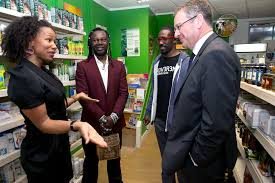 leading south london entrepreneur levi roots is working alongside i feel anyone who has a had difficulty finding work but always really wanted to be their own boss owes it to themselves to give it a try