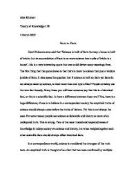 reflection essay thesis expository essay definition in literature pdf