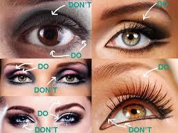 small deep set eyes makeup tips do s and don ts minki lashes
