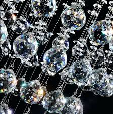 rain drop chandeliers spiral rain drop chandelier modern crystal chandeliers lighting staircase lights home stairs hanging
