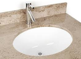 modern bathroom undermount sinks. Bathroom: Perfect Oval Undermount Bathroom Sink On Natural Countertop Design - The Most Fascinating Ideas Modern Sinks O