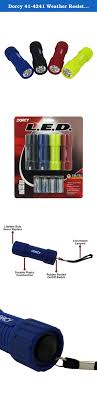 Lighting Ever 1200012 Dorcy 41 4241 Weather Resistant Led Flashlight With Lany