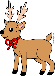 reindeer christmas clipart.  Clipart Reindeer Christmas Clip Art Inside Clipart I